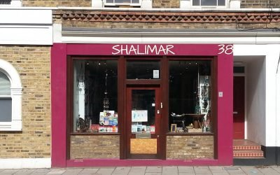Shalimar Books – our publishers